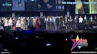 [Vietsub] Phần giới thiệu của dàn sao CH3 trong concert Love is in the air 170429