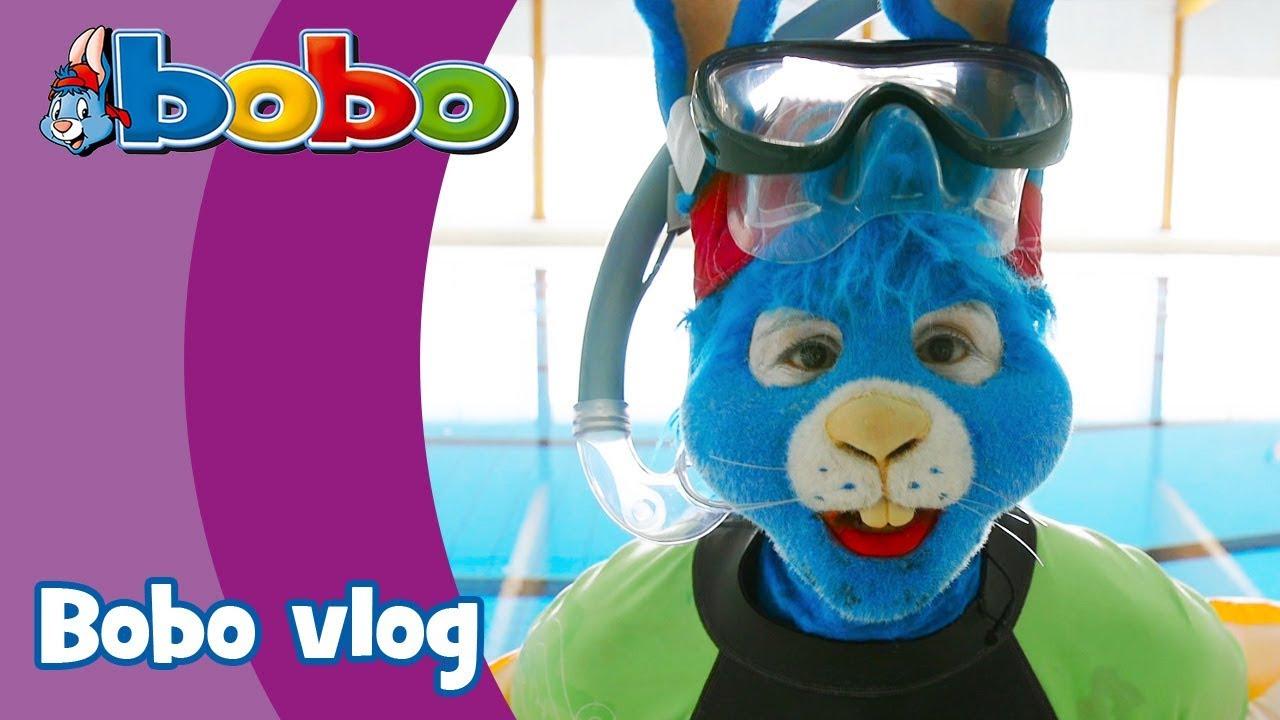 Download Zwemmen met Bobo en Tjerk! • Bobo vlog