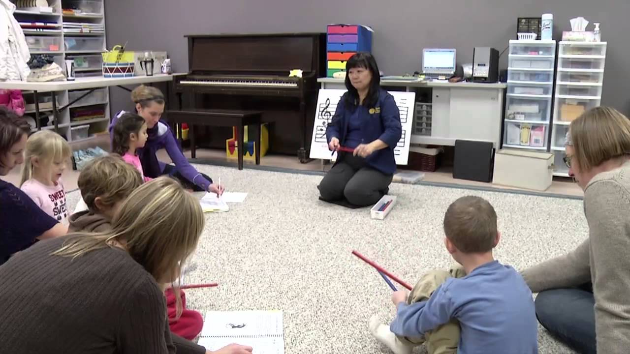 P101 Music For Young Children Youtube