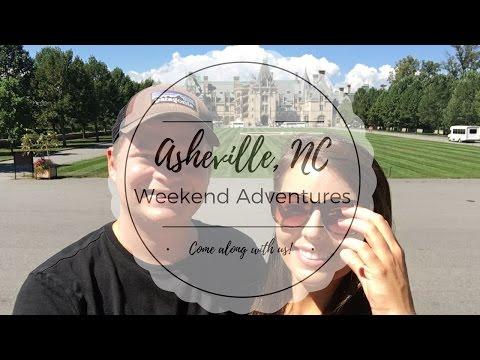 WEEKEND ADVENTURES: ASHEVILLE, NC