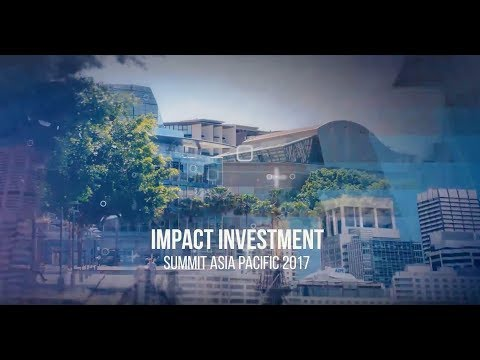 Impact Investment Summit Asia Pacific 2017