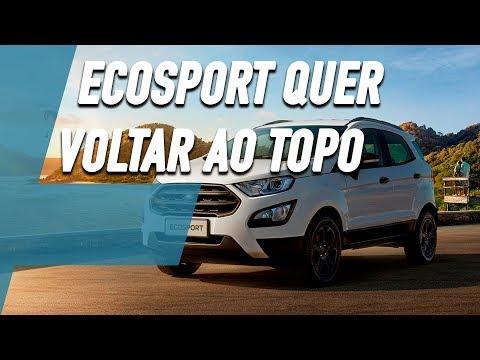 ECOSPORT 2018 CHEGA POR R 73.990