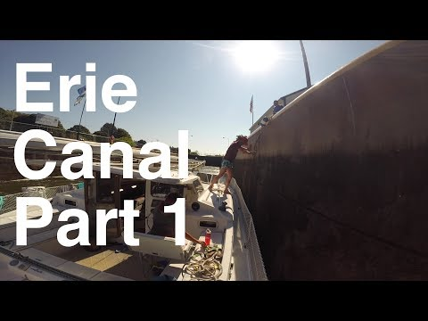 Erie Canal Part 1 - Ep. 15