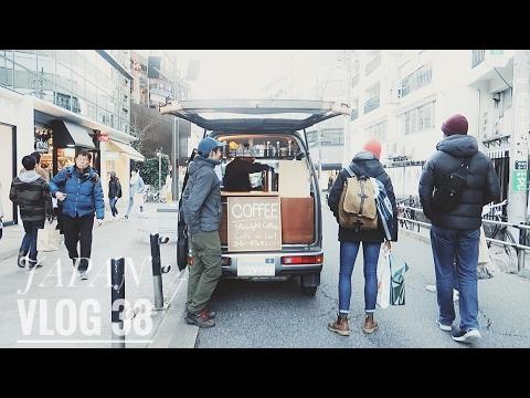 JAPAN VLOG: AWESOME TRENDY SPOTS IN HARAJUKU TOKYO!