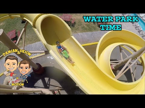 WATER PARK | COOLING OFF | Wayland's Water World