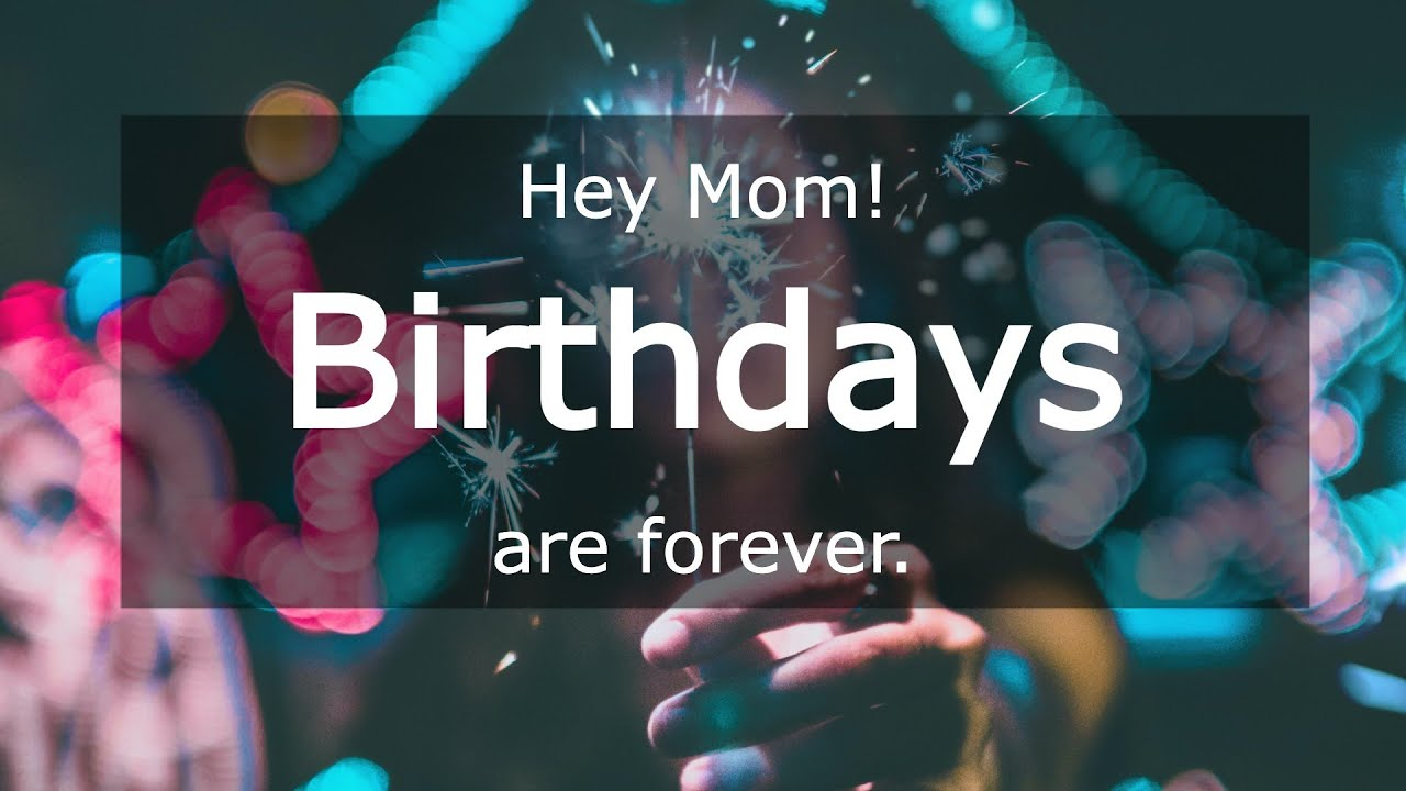 How To Make A Happy Birthday Video Make A Birthday Slideshow Presentation With Song And Music Youtube