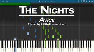 Avicii - The Nights (Piano Cover) by LittleTranscriber