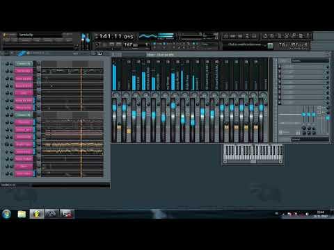 SARMILA - Dangdut FL Studio Korg PA 600