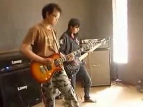Muse   Hysteria Cover Song By AN Band Cirebon