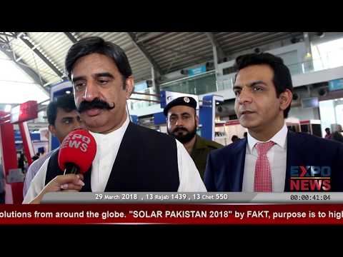 SOLAR PAKISTAN 2018 | FAKT | Expo Centre Lahore | Expo News | Renewable Energy Exhibition