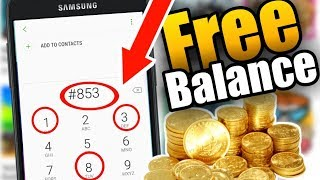 !!TRICK!! HAVE UNLIMITED FREE BALANCE IN ANY CELLULAR ALL COUNTRIES FREE INTERNET 2019