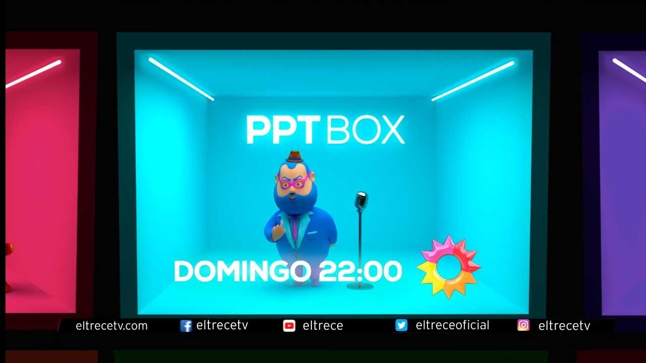 ¡Este domingo a las 22:00 no te pierdas toda la actualidad argentina en PPT Box!