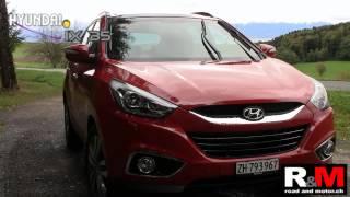 Hyundai IX35 changement dans la sagesse.Octobre 2013