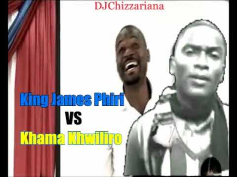 (Gospel) King James Phiri vs Khama Khwiliro Mix