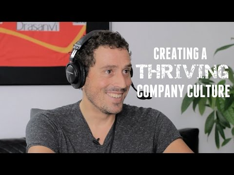 Gunnar Lovelace on Creating a Thriving Company Culture - with Lewis Howes