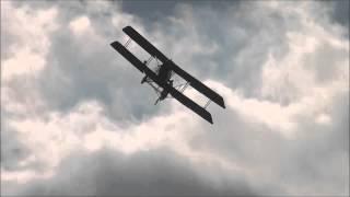 Airco DH.2 WWI Bi Plane@Wickenby 07/09/14