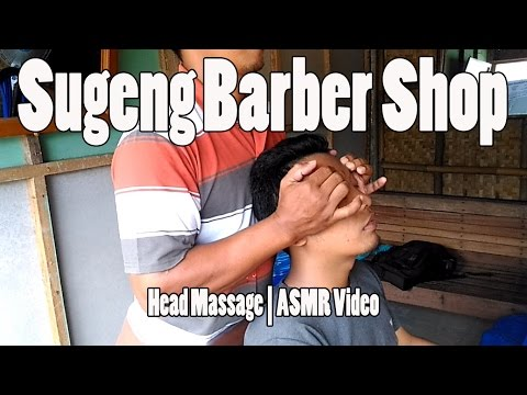Sugeng Barber Shop, Good Traditional Head Massage