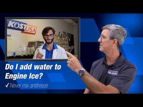 Engine Ice - Hi-Performance Coolant - FAQs VIDEO