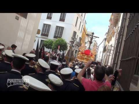 Hermandad de la Sed por Calle Santiago.- Semana Santa de Sevilla 2014.
