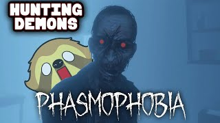I Left My Teammates For Dead and I Regret Nothing | Phasmophobia