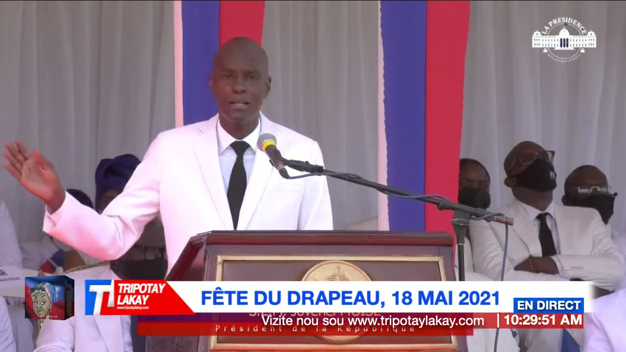 «Map redil ankò: Mwen pa kandida, mwen pap kandida nan eleksyon kap vini yo» Prezidan Jovenel MOISE
