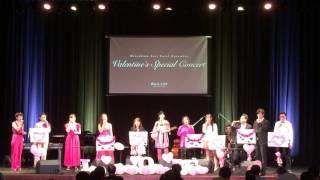 「花は咲く」Flowers will bloom arr. Michele Weir Hiroshima Jazz Voc...