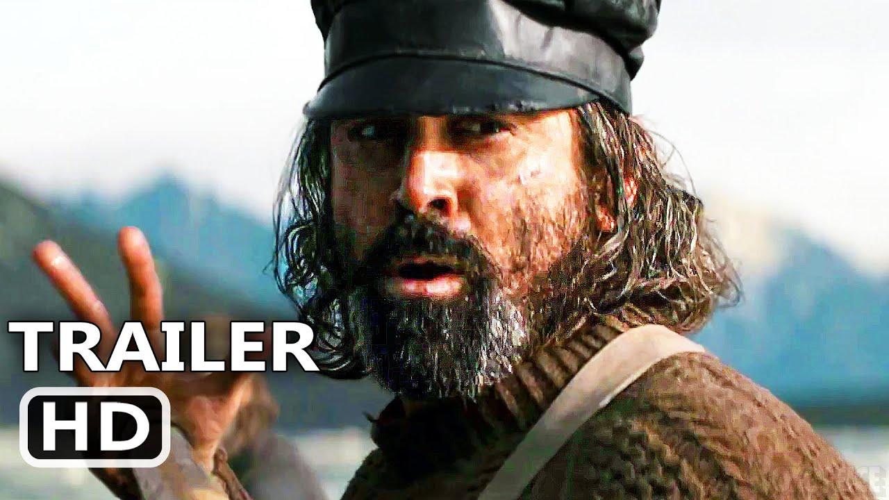 THE NORTH WATER Trailer (2021) Colin Farrell