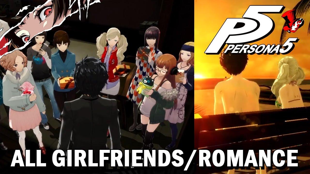 dating futaba persona 5