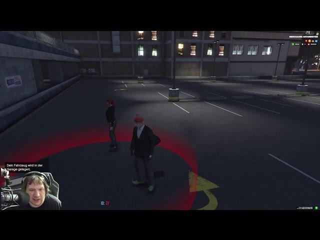 [GER] Noch kurz GTA V RP SERVER mal schauen was noch geht