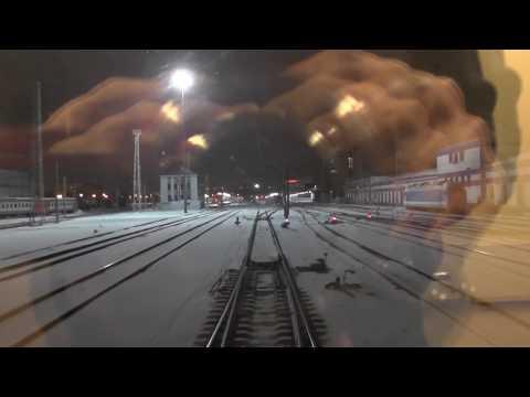 Отправление со станции Нижний Новгород-Московский