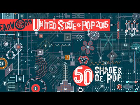 DJ Earworm Mashup  United State of Pop 2015 50 Shades of Pop