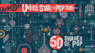 DJ Earworm Mashup - United State of Pop 2015 (50 Shades of Pop)