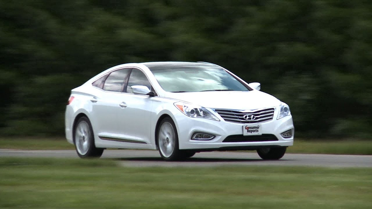 azera cars wheel steering motor trend rating hyundai sedan and reviews