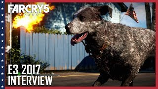 Far Cry 5: E3 2017 Boomer Is a Very Good Boy | Ubisoft [US]