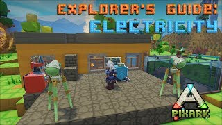 Explorers Guide : Electricity