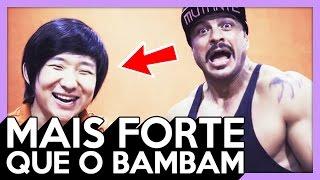 HIPNOSE : BAMBAM , FIQUEI MAIS FORTE QUE ELE ! - 261