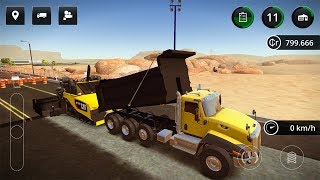 Construction Simulator 2 — SPECIAL JOB: ROAD REFURBISHMENT ON SUNNY HILLS BRIDGE