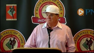 """Pete Rose says he is disabled and """"can barely walk"""" in divorce filings"""