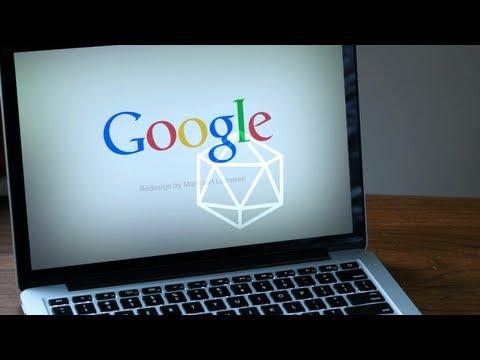 Google Redesign @MarkVanLeeuwen_
