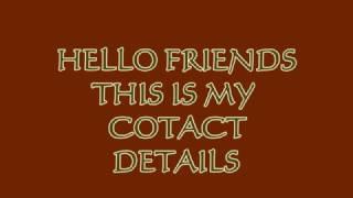 Prasanta Kar Contact Details/ Address/phone