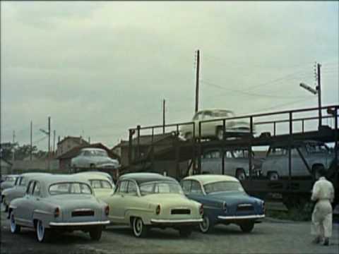 L 39 usine peugeot de sochaux en 1954 doovi for Garage peugeot poissy