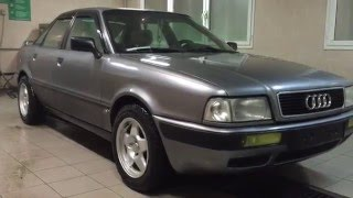 видео Audi b4