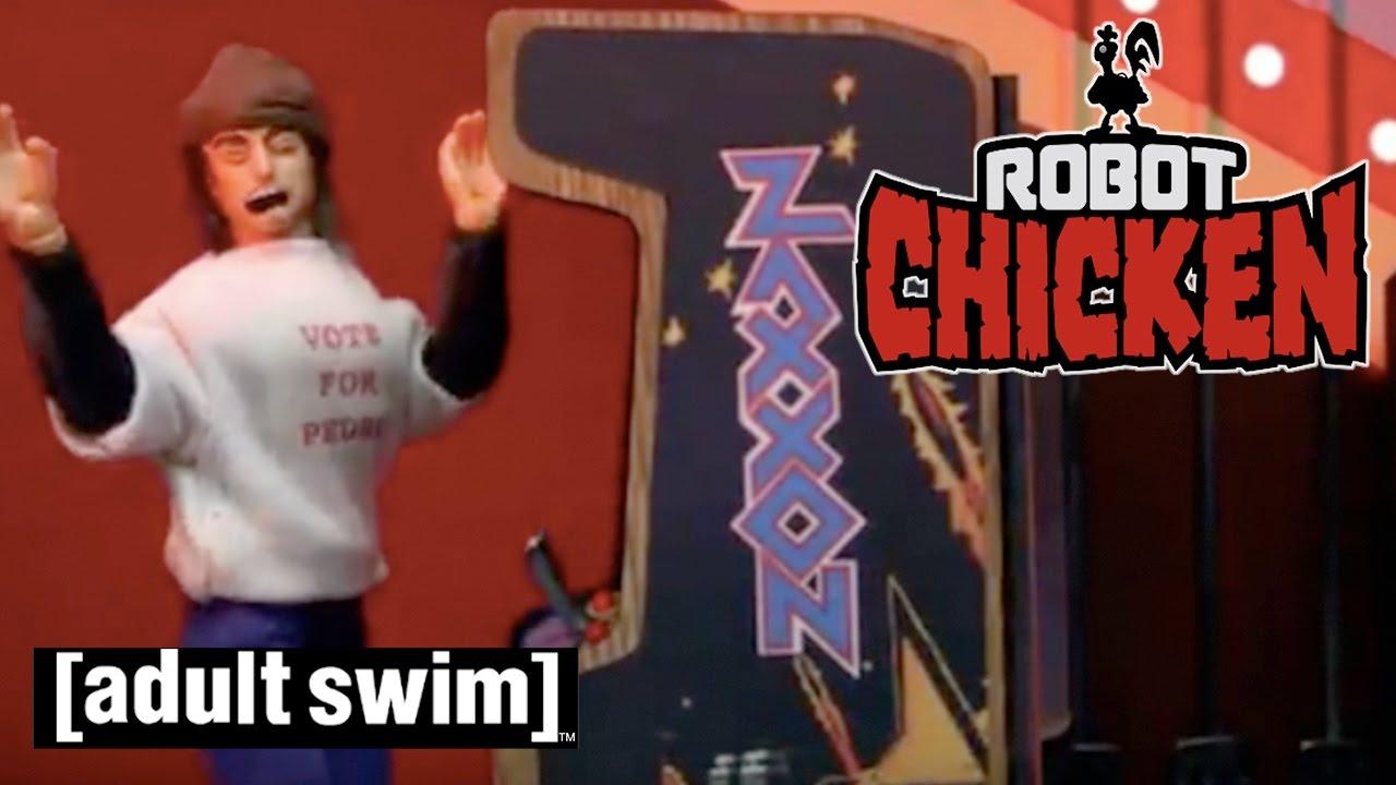 Adult Swim Arcade 54