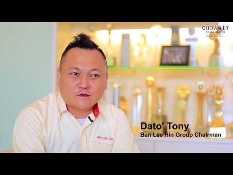 Chow Kit Trade Center : 著名建筑发展集团Ban Lee Hin Group的集团主席Dato' Tony Looi