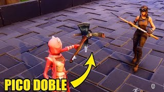 😱 USE OF HACKED PICO to SCAMEAR to this SCAMER in FORTNITE 🤑