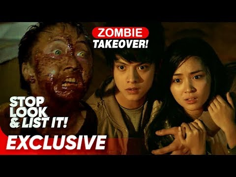 WHEN ZOMBIES TAKE OVER! | Stop, Look, And List It!