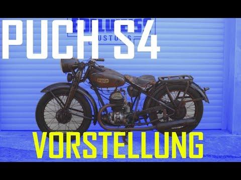 Edelweiss - PUCH S4 Kostenlos, In Einer Garage Gefunden!
