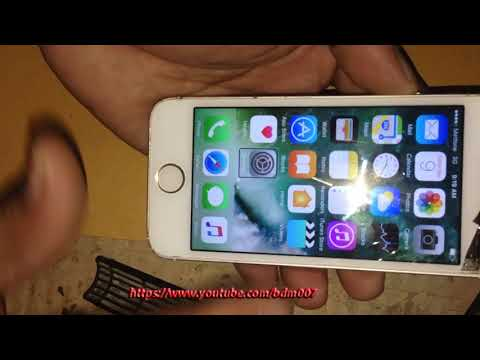 """How To Turn Off VoiceOver Speaks Items  On The Iphone's Screen /How To Disable """"Voice Over"""""""