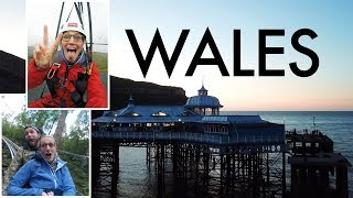 Travel to Wales!