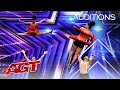 BAD Salsa: Indias Got Talent Winner Dance Duo SHOCK The Judges With HOT Fast Energetic Performance.